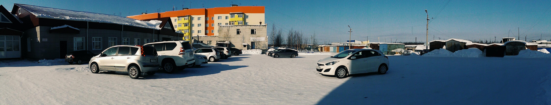 парковка в ноябрьске